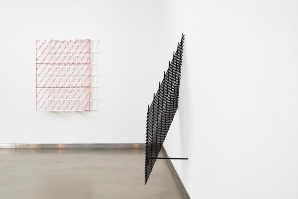 Foto de exposição Galeria Filomena Soares, Fotografia de António Jorge Silva