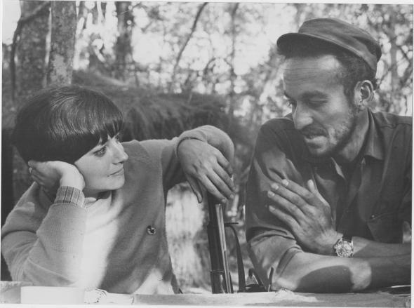 De Augusta Conchiglia – Augusta Conchiglia com Iki Carrera, junho de 1968, Este de Angola
