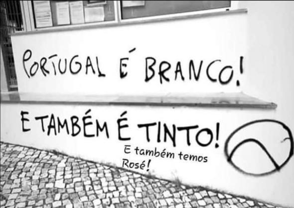 Grafitti | Escola Eça de Queiroz Lisboa | Fotografia anónima