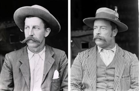 Sir Walter Baldwin Spencer e Francis James Gillen