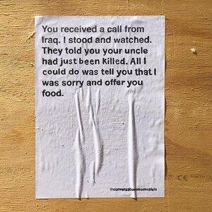 Conversations from Calais