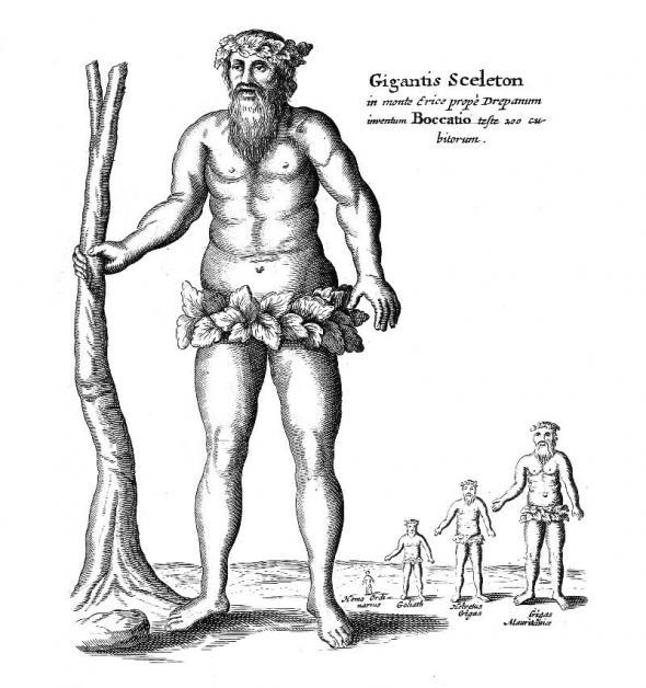 Ilustração de Mundus subterraneus | 1665 | Athanasius Kircher (Wikimedia Commons)