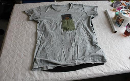 Hassan's T-shirt