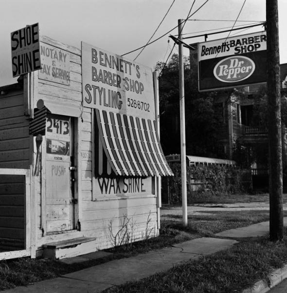 Bennet's Barber Shop (1989) Earlie Hudnall Jr.