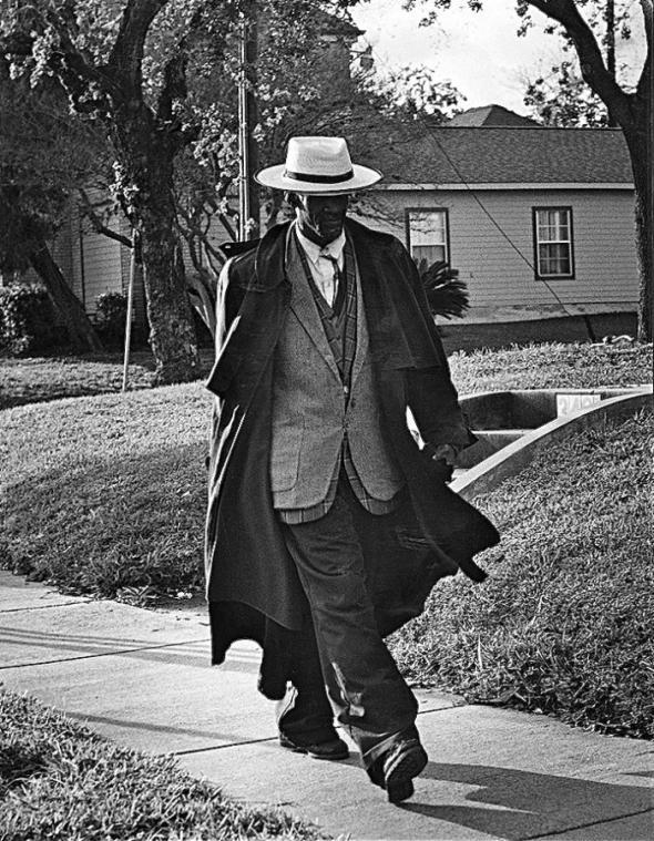 A Man Walking (2011) Earlie Hudnall Jr.