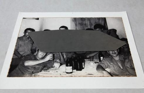 Figure 12 - Daniel Barroca, Obstruction of Complicities Layered Object, 2011.
