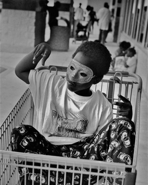 Masquerade From Katrina (2005) Earlie Hudnall Jr.