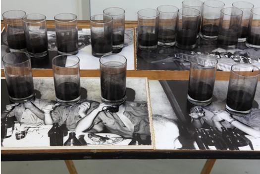 Figure 13 - Daniel Barroca, Obstructed Images, 2011.