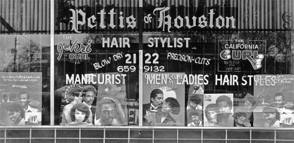 Pettis of Houston (1981) Earlie Hudnall Jr.