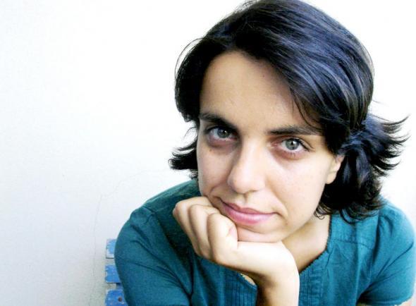 A realizadora, Marta Pessoa.