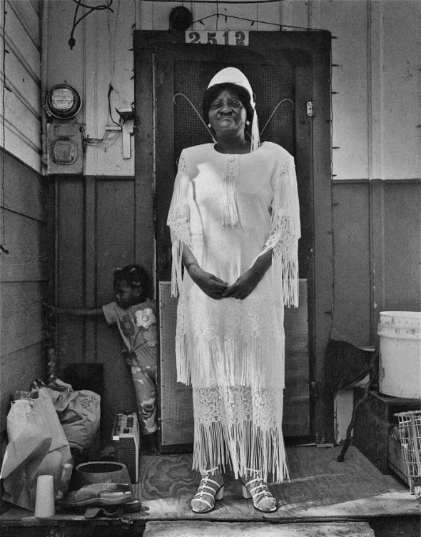 Sunday Morning 3rd Ward, Houston, TX (1997) Earlie Hudnall Jr.