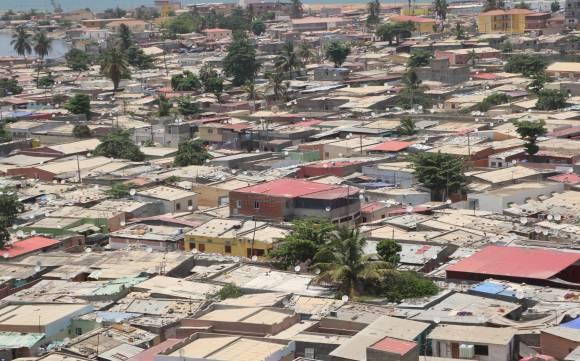 Bairro da Chicala, em Luanda [Ampe Rogério/RA]