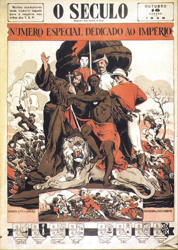 Capa d'O Século, 16 de Outubro de 1948
