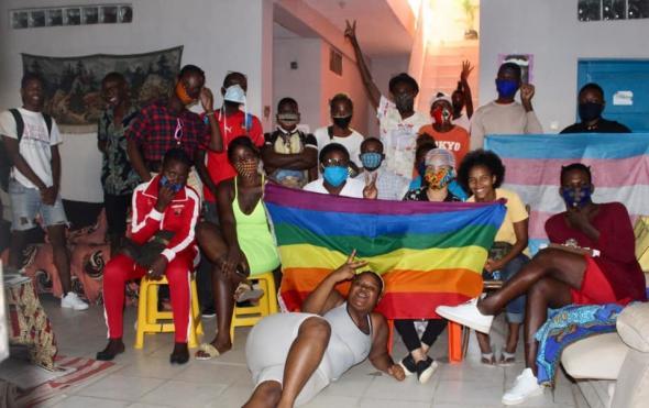 Encontro dos Movimentos LGBTIQ+ capacitação e liderança.