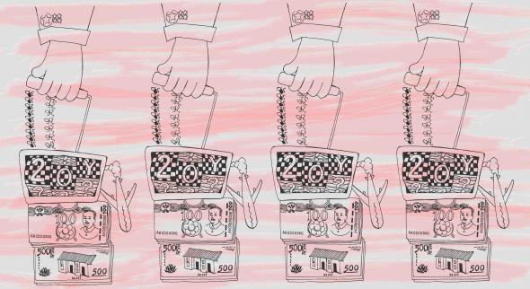 Illustration de Ling-yu He
