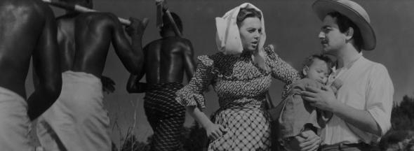 Cena do filme 'Chaimite' 1953, de Jorge Brum do Canto. Cinemateca Portuguesa