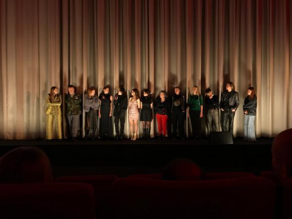 La première « d'Always Amber » à la Berlinale en 2020. Cheong Kin Man Pour L'Insular City Zine