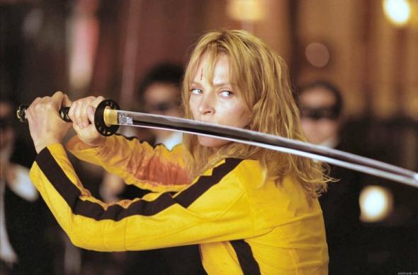 Kill Bill (2003), de Quentin Tarantino