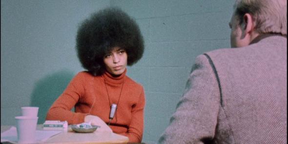 Angela Davis em 'The Black Power Mixtape 1967-1975' (2011)