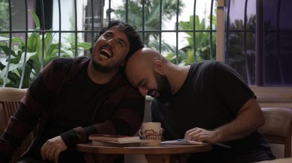 Herton Gustavo Gratto, autor do espetáculo 'Moléstia' (Nathan Leitão/Divulgação)