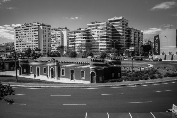 Portas de Benfica, fotografia de Rui Sérgio Afonso