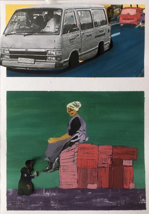 Image courtesy of the artist Malebona Maphutse