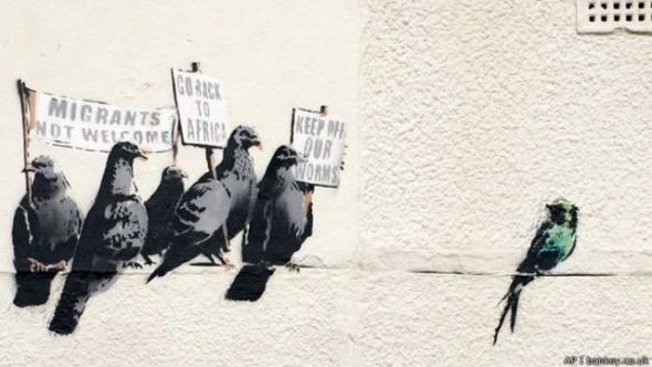 Artista - Banksy