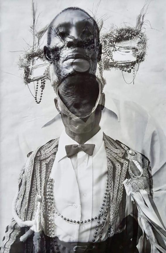 Two Lives Tchiloli, 2012. Patente na exposição 'In Memory We Trust', núcleo de Luanda