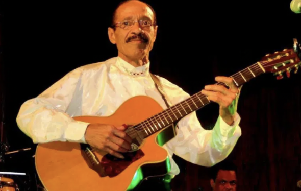 Armando Tito, in concert in Lisbon. Marlene Nobre