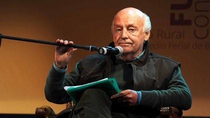 Eduardo Galeano escreveu As Veias Abertas da América Latina em 1971, aos 31 anos. Clarin.