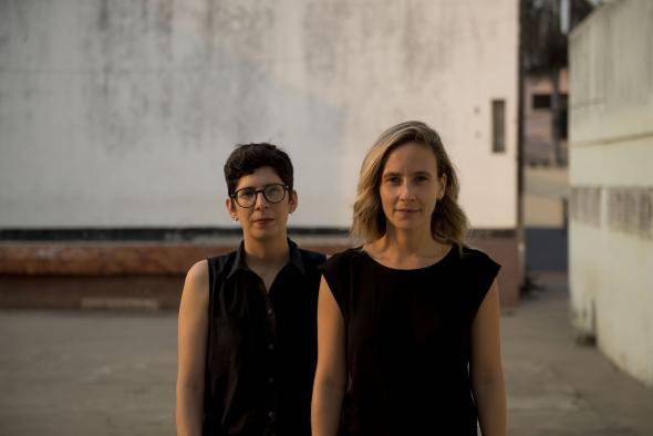 Kamy Lara e Paula Agostinho