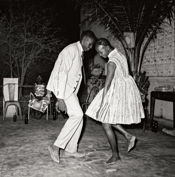 Nuit De Noel Malick Sidibe