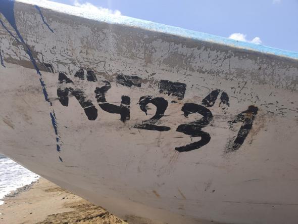 O barco foi roubado na Mauritânia, apuraram as autoridades de Trinidade e Tobago (TEMA)