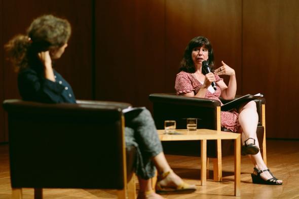 Debate Marta Lança e Yayo Herrero