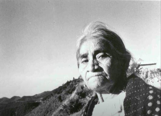 Maria Sabina morreu aos 91 anos, em Novembro de 1985