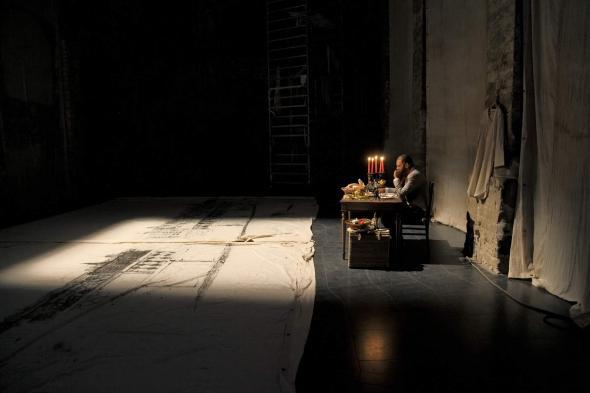 'Yog Raj Chitrakar - Memory Drawing', Nikhil Chopra, Installation, 2010