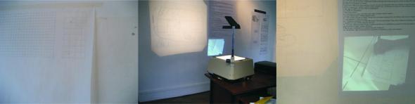 'Geo-archaeological research (GAR) vestígio NBz1' teve a colaboração de Inês Costa Dias, e a participação dos especialistas Sven Mayer e Sulaiman Mukarker nos estudos realizados para reconstrução do vestígio. Apresentação 6 de 16 de Maio de 2010, espaço Round the Corner do Teatro da Trindade.