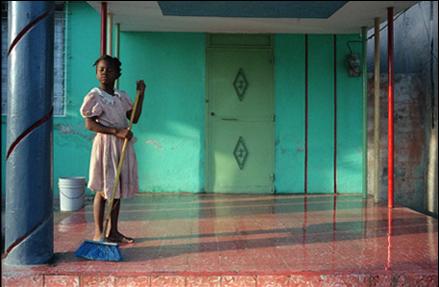 Jane Evelyn, Atwood Haiti. 2005-2007