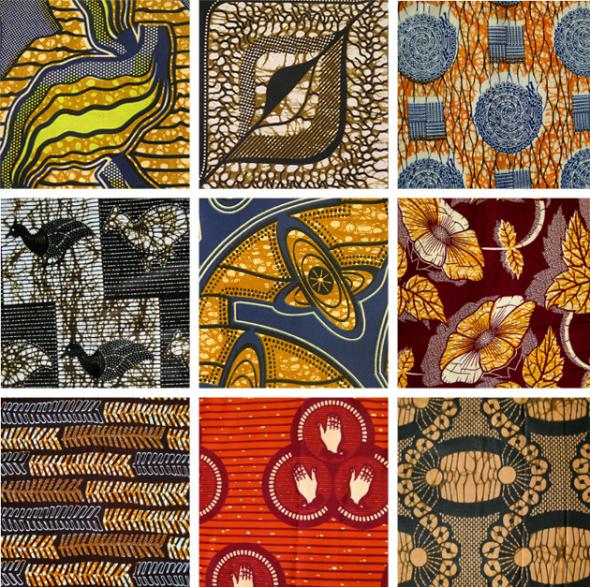 african-wax-print