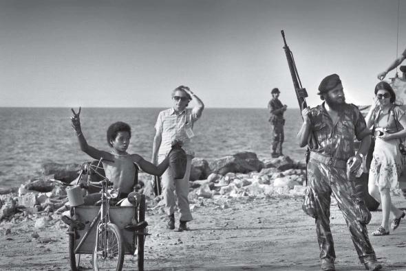 Angola, 1975, fotografia de Joaquim Lopo