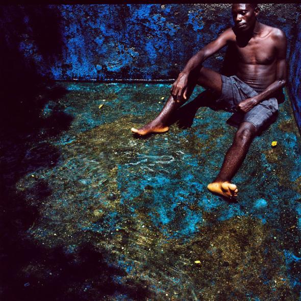 fotografia de Jordi Burch, Angola