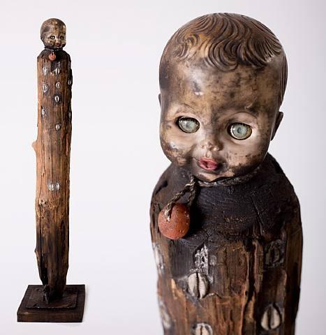 G. Quenun, 'Vodounsi (Priestess)', 2006