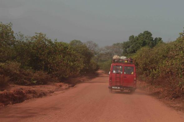 Todos os caminhos vão dar a Bissau