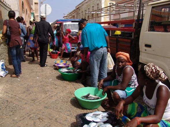 Rabideiras, Cabo Verde