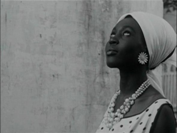BLACK GIRL de Sembène Ousmane (1964)