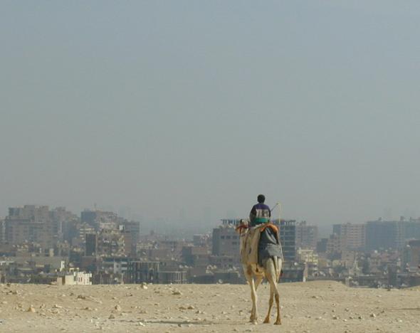 Cairo. Fotografia de Cristina Salvador.