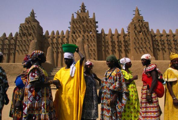 Universidade Mesquita de Sankoré, Mali