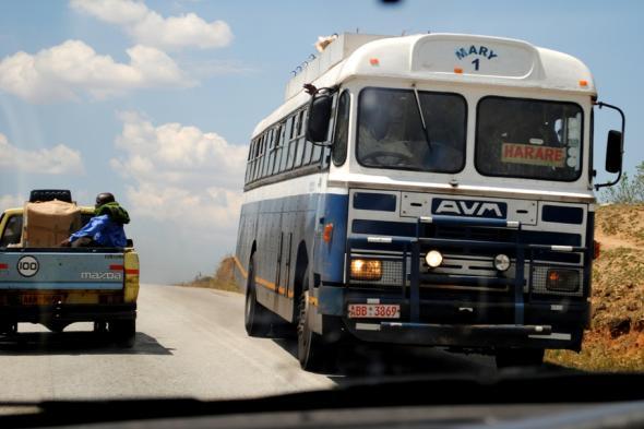 Harare, fotografia de Gonçalo Antunes
