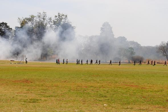 Harare - fotografia de Gonçalo Antunes