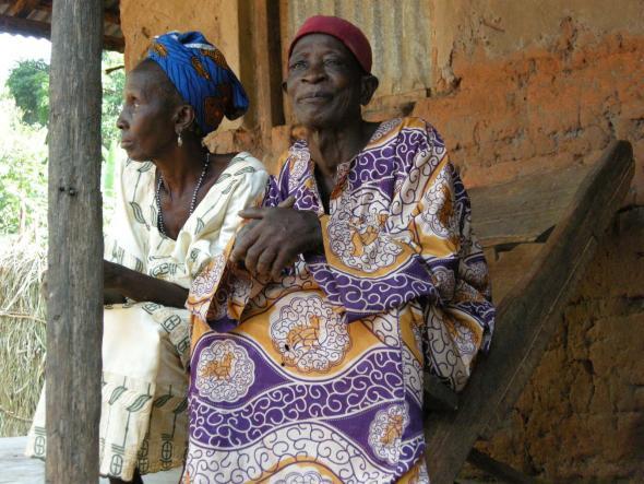 rei dos nalús e sua esposa, foto de Marta Lança, dez 2010